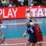 World League - Italia-Russia-schiacciata Anzanello