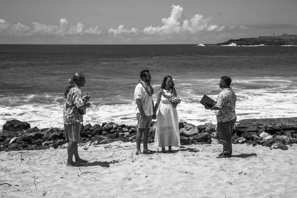 matrimonio alle Hawaii