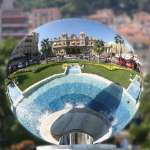 Montecarlo in a mirror