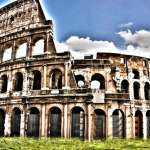 colosseo hdr 1