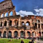 colosseo hdr 2