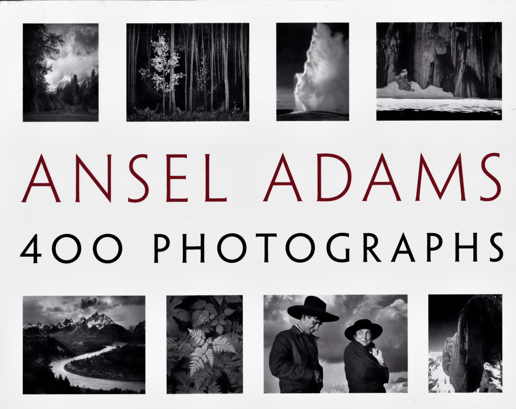 Copertina di Ansel Adams 400 Photographs